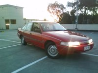 1992 Holden Commodore, at easty carpark roof, exterior, gallery_worthy