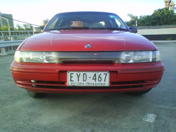 1992 Holden Commodore, she means business!, exterior, gallery_worthy