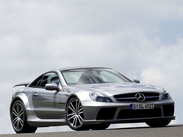 Picture of 2011 Mercedes-Benz SL-Class