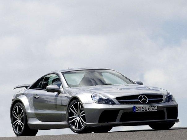 Foto de un 2011 Mercedes-Benz SL-Class