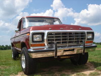 1979 Ford F-150, Front, exterior