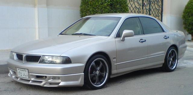 Picture of 2003 Mitsubishi Magna
