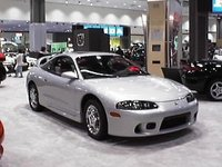1999 Mitsubishi Eclipse picture, exterior