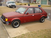 Picture of 1984 Dodge Omni, exterior, gallery_worthy