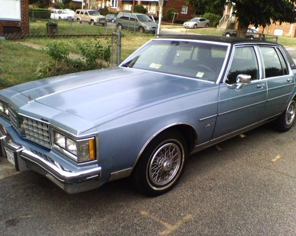 Picture of 1986 Oldsmobile Eighty-Eight