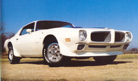 1973 Pontiac Trans Am Overview
