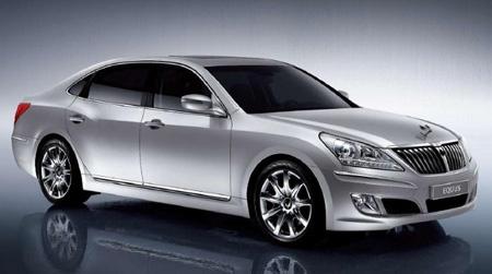 Picture of 2011 Hyundai Equus, exterior, manufacturer
