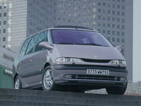 2001 Renault Espace Overview