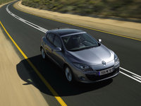 2009 Renault Megane, The car I drove is not the one in this photo., exterior, manufacturer