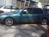 1991 Honda Accord EX, Switched from myrtle performance to panther 330s my this honda ate up them 18s time for 20s