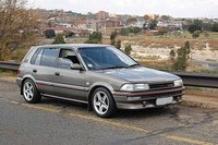 1993 Toyota Tazz Overview
