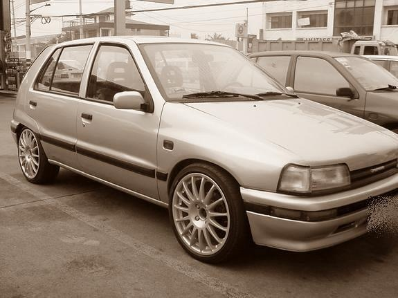 Picture of 1988 Daihatsu Charade, exterior, gallery_worthy