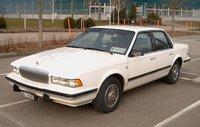 1991 Buick Century Custom picture, exterior