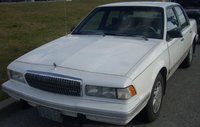 1991 Buick Century Custom, The P.O.S, exterior