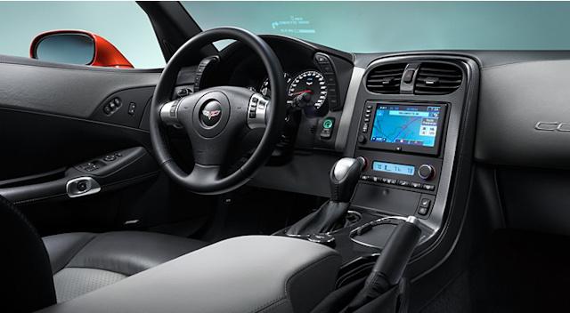 Picture of 2010 Chevrolet Corvette Convertible 1LT, interior