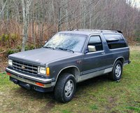 Picture of 1986 Chevrolet S-10 Blazer, exterior