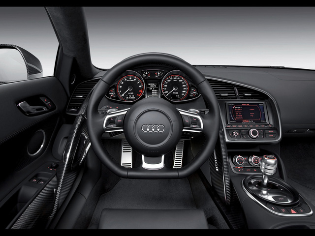 2009 audi r8 interior pictures cargurus. Black Bedroom Furniture Sets. Home Design Ideas