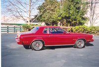 Picture of 1977 Ford Mustang Cobra II, exterior