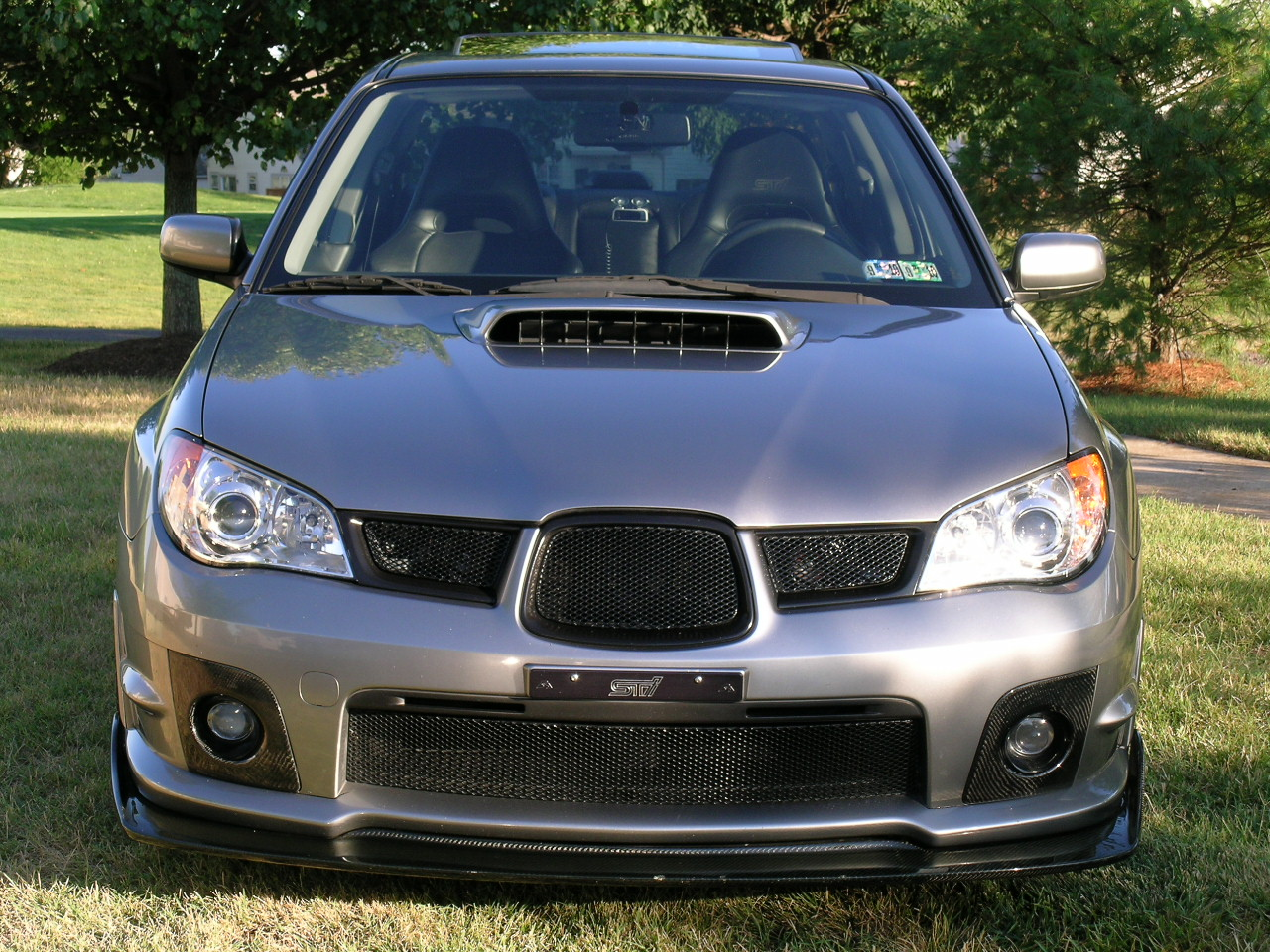 2007 subaru impreza s gt automatic related infomation. Black Bedroom Furniture Sets. Home Design Ideas