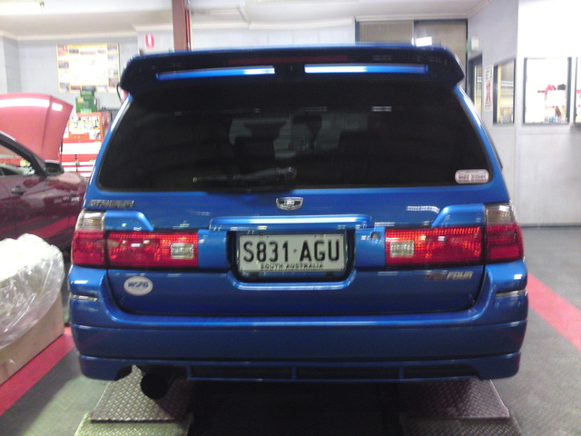Picture of 2000 Nissan Stagea, exterior