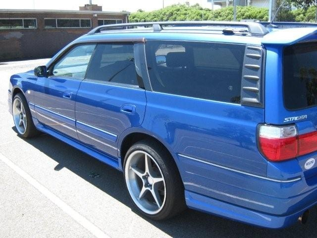 Picture of 2000 Nissan Stagea
