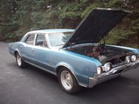 Picture of 1967 Oldsmobile Cutlass Supreme, exterior, engine, gallery_worthy