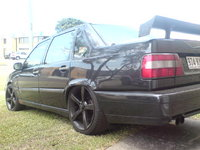 Picture of 1996 Volvo 850 4 Dr R Turbo Sedan, exterior