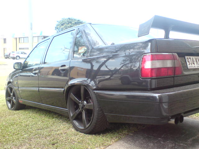 1996 Volvo 850 4 Dr R Turbo Sedan picture, exterior