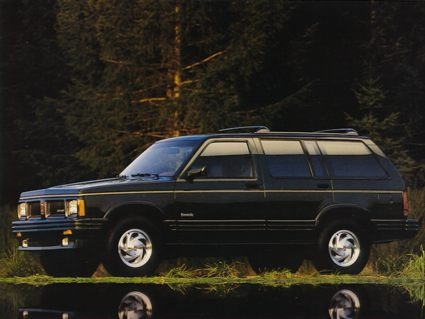 Picture of 1991 Oldsmobile Bravada 4 Dr STD AWD SUV