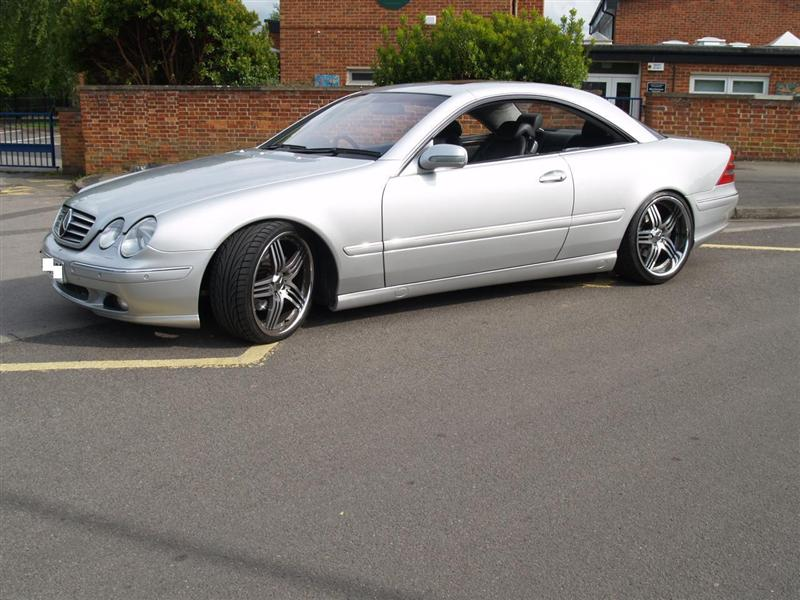 Mercedes cl500 coupe for 2001 mercedes benz cl500 for sale