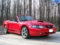 Picture of 2000 Ford Mustang Convertible RWD, exterior, gallery_worthy