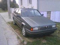 1989 Alfa Romeo 75 Overview