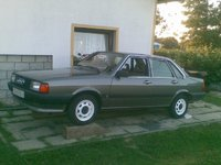 1986 Audi 80 Overview