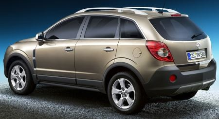 Picture of 2007 Opel Antara