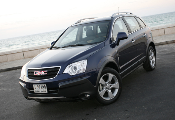 Picture of 2010 GMC Terrain