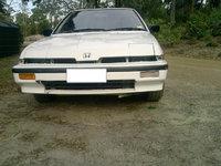 1986 Honda Integra Overview