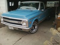 1969 Chevrolet C10, The finished product., exterior