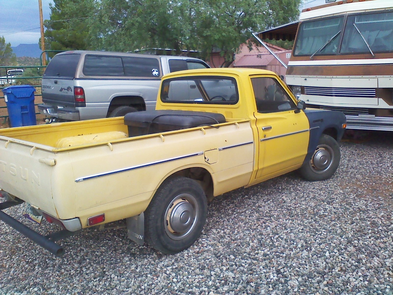 datsun 620 pick up questions what is it worth cargurus