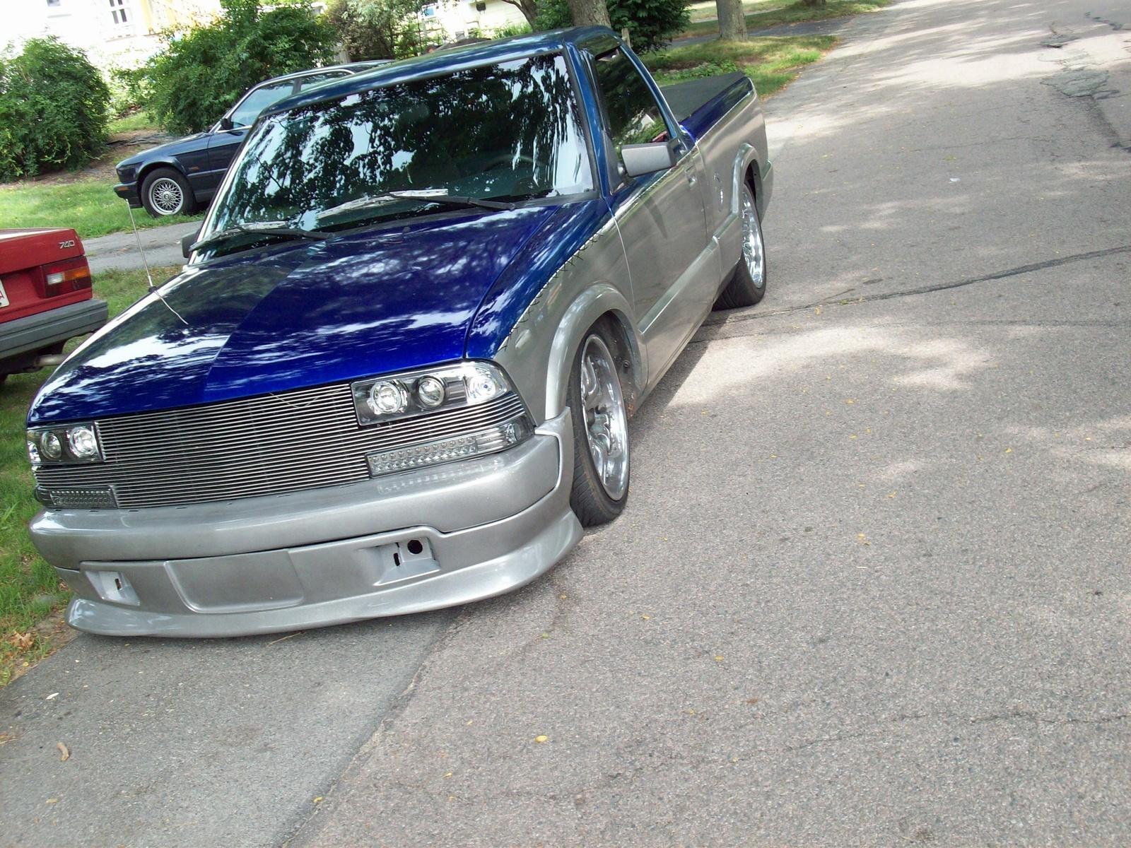 1999 chevy s10 2.2 horsepower