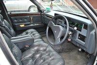 1989 Chrysler New Yorker, The Chrysler, new plates., interior