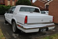 1989 Chrysler New Yorker, The Chrysler, new plates., exterior, gallery_worthy
