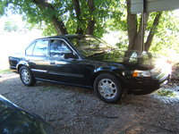 1993 Nissan Maxima GXE, 1993 Nissan Maxima 4 Dr GXE Sedan picture, exterior