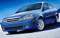 2007 Chevrolet Optra Picture Gallery