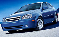2007 Chevrolet Optra Overview