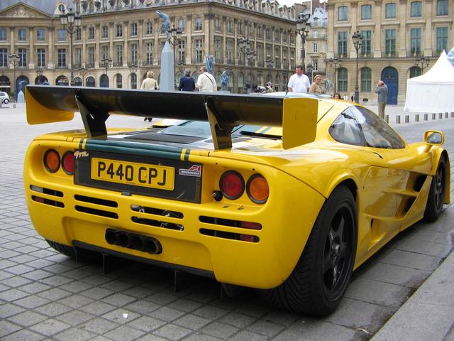 1995 McLaren F1 GTR - Pictures - CarGurus