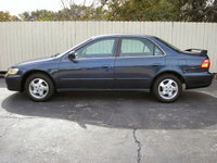 1999 Honda Accord EX, 1999 Honda Accord 4 Dr EX Sedan picture, exterior