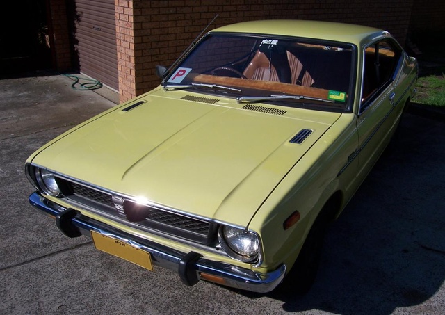 Picture of 1975 Toyota Corolla, exterior, gallery_worthy
