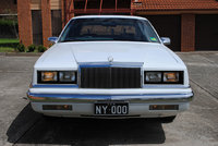 Picture of 1989 Chrysler New Yorker, exterior