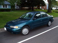 Picture of 1997 Ford Contour 4 Dr GL Sedan, exterior