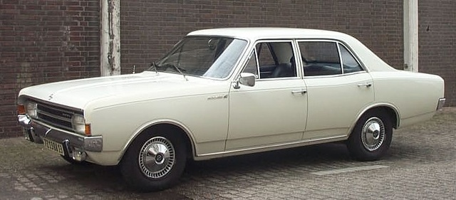 Picture of 1986 Opel Rekord